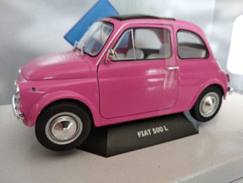 Ateepique Solido Fiat500pinksolido1 64