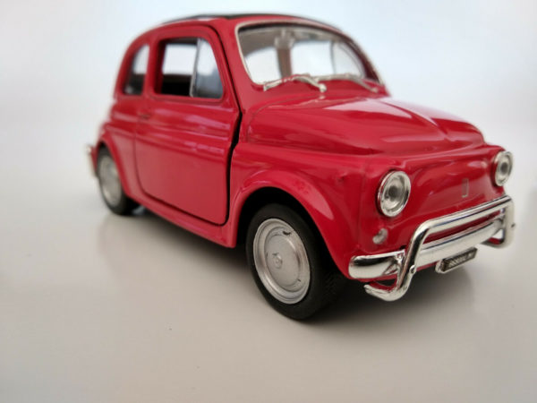 Ateepique Voitures Autres Marque Fiat500rouge1 26