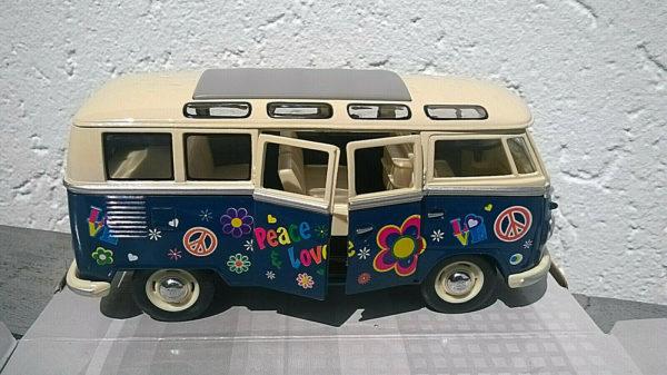 Ateepique Vw Bus124peacebleu1 87