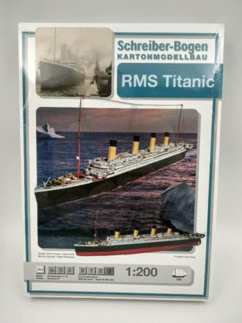 Ateepique Objet Marin Divers Titaniccarton1 318