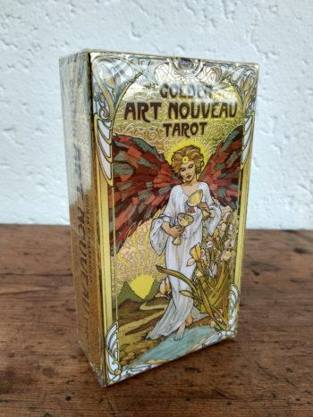 Ateepique Boussole Tarotgoldenartnouveau3 225