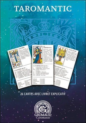 Ateepique Cartes Oracles Taromantic1 744