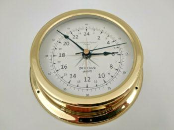 Ateepique Objet Marin Divers Horlogeneptune24h1 399