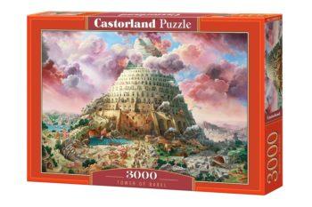 Ateepique Puzzle Puzzle3000babel1 171
